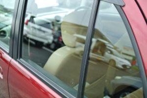 ペンキミスト飛散事故車両のミラジーノ復元施工後 (4)