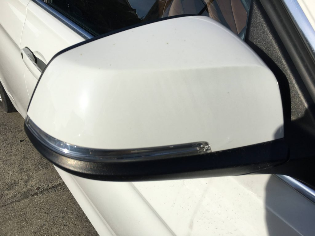 BMW鉄粉飛散事故の復元施工前 (10)