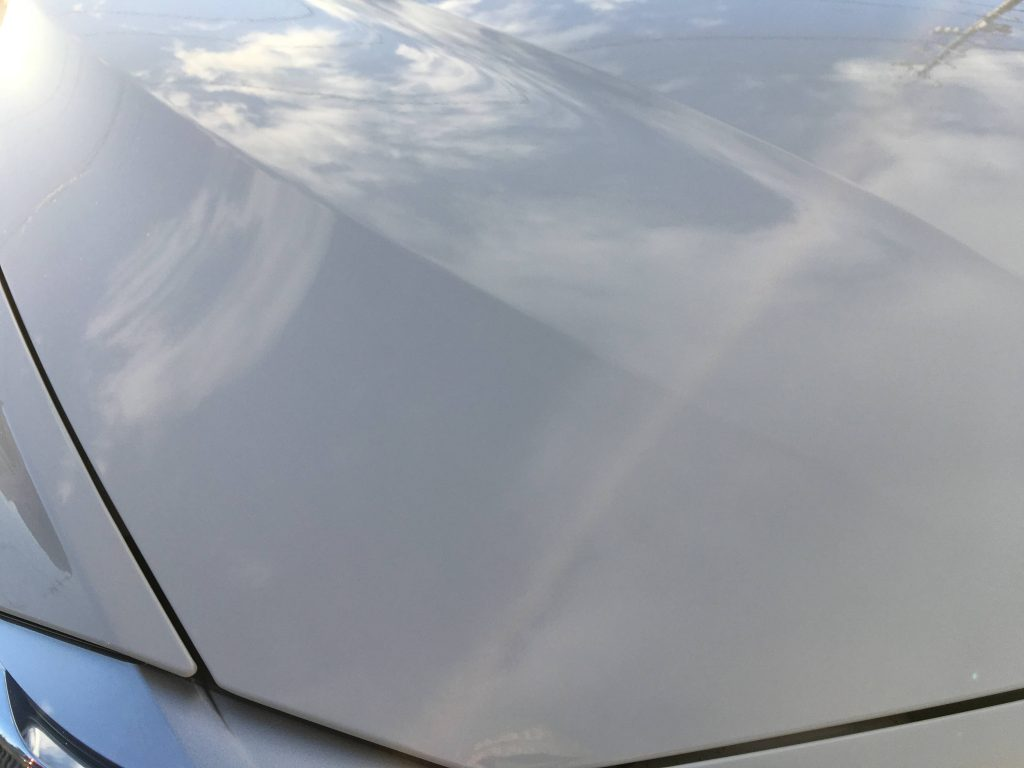 BMW鉄粉飛散事故の復元施工後 (4)